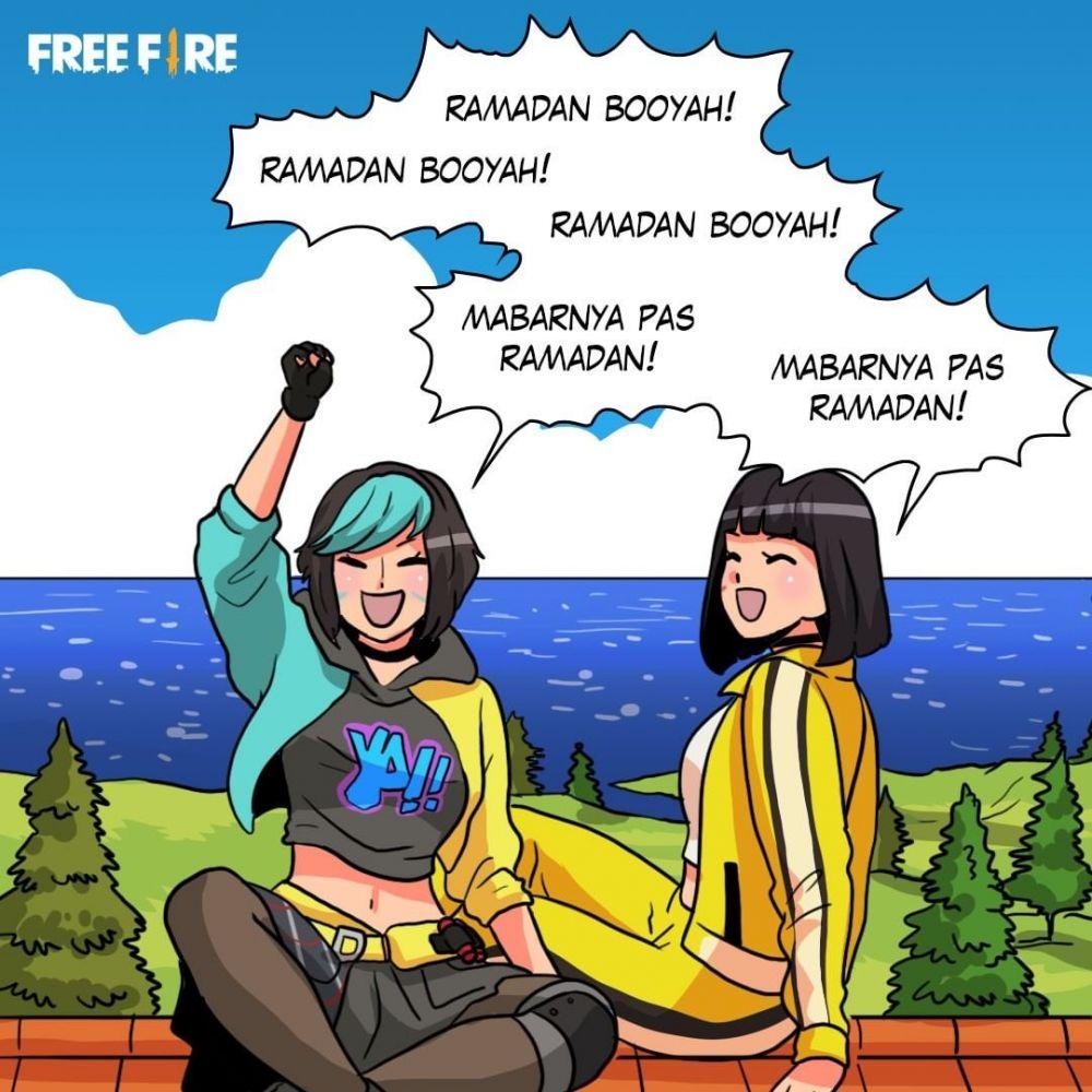 Booyah Ramadan © 2021 brilio.net