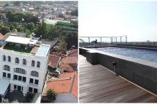 15 Penampakan rumah baru Zaskia Sungkar, empat lantai dan pakai lift