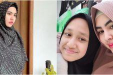 Bersekolah di Yaman, ini9 potret Syarifah anak sambung Kartika Putri