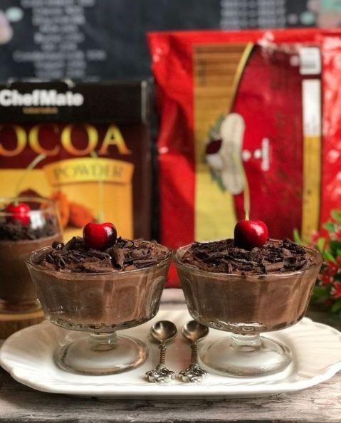 resep takjil cokelat © berbagai sumber