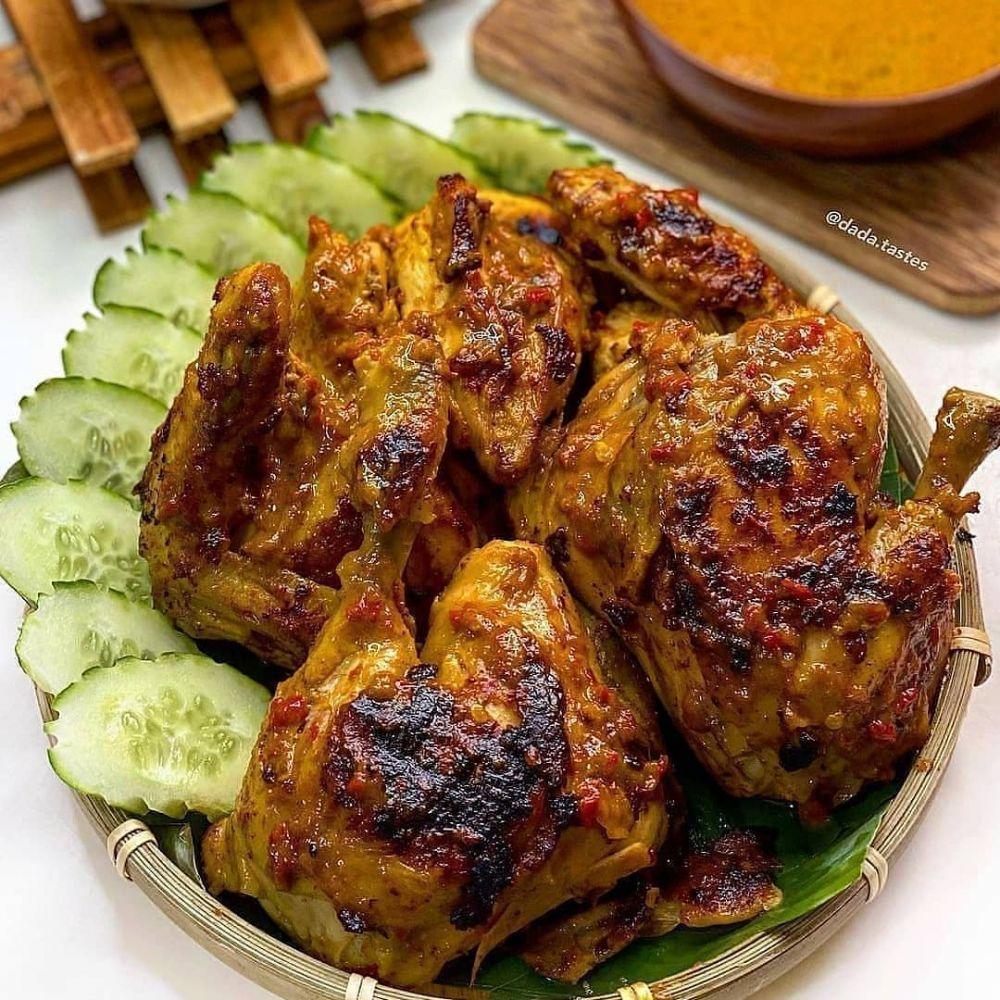 Resep makanan buka puasa serba bakar © berbagai sumber