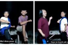 Video lucu parodi lagu 'Dilut Nkas Poso' ini bikin warganet tersindir