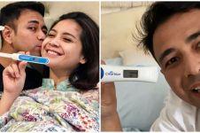 10 Momen Nagita Slavina umumkan kehamilan anak kedua, nangis haru