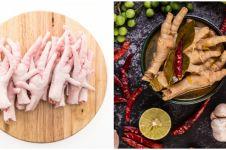 7 Manfaat ceker ayam, membuat kulit jadi awet muda