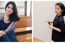 Biasa berdaster, ini 8 potret seleb TikTok Sania Leonardo tampil kece