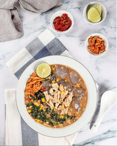 7 makanan khas Makassar © berbagai sumber