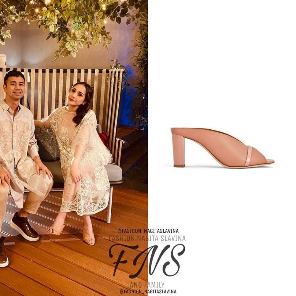 Taksiran harga sepatu 10 seleb saat kondangan © 2021 brilio.net