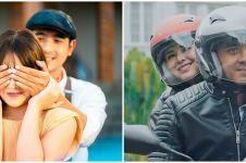 8 Gaya Amanda Manopo & Arya Saloka jadi bintang iklan, bikin pangling