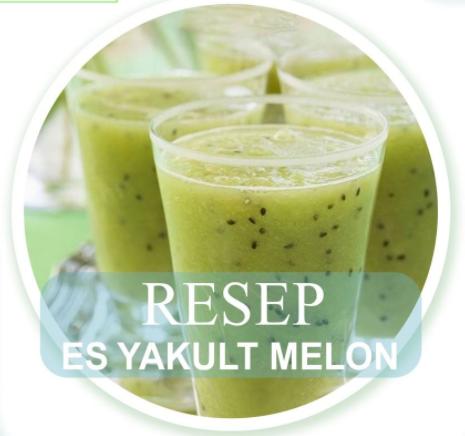 minuman dari melon untuk berbuka puasa © 2021 brilio.net