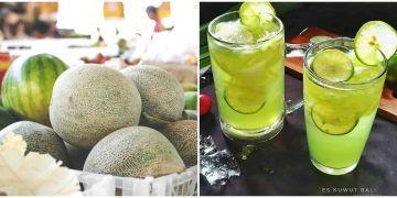 8 Resep minuman dari melon, segar dan cocok untuk berbuka puasa
