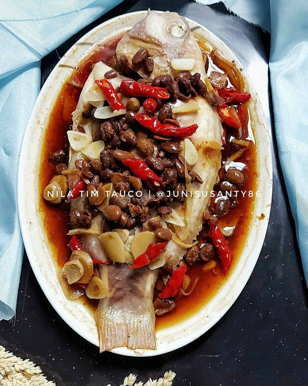 Resep olahan ikan nila sederhana © berbagai sumber