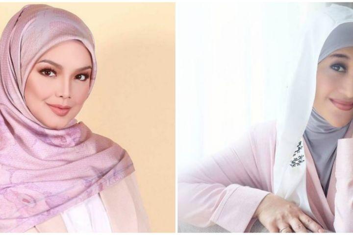 Perjuangan 6 seleb melahirkan di usia 40-an tahun, ada Siti Nurhaliza