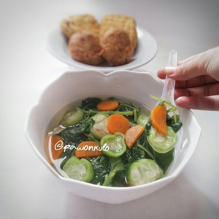 makanan berkuah untuk sahur © 2021 brilio.net