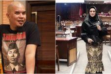 7 Gaya pemotretan Ahmad Dhani dan Mulan Jameela bertema kerajaan India