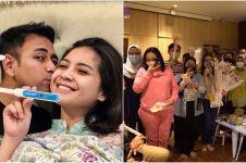 Nagita hamil, Raffi Ahmad protektif jaga kesehatan janin sang istri