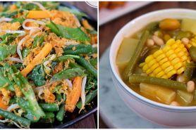 25 Resep menu buka puasa ala rumahan, serasa makan masakan ibu