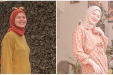 8 Gaya outfit Zhi Alatas saat hamil, bisa jadi inspirasi