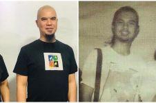 10 Potret lawas Ahmad Dhani dan Ari Lasso, bersahabat sejak SMA
