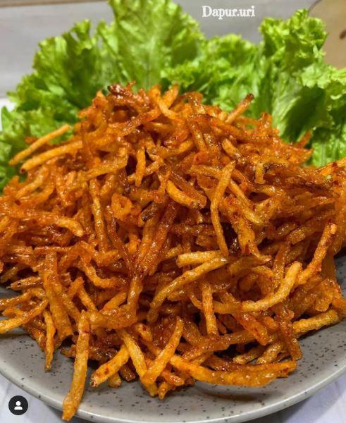 Resep olahan kentang untuk buka puasa © berbagai sumber