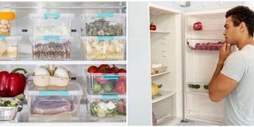 8 Cara aman menyimpan makanan sisa di kulkas, anti basi