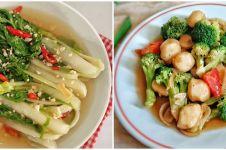 15 Resep berbuka puasa dengan tumis praktis, enak ala rumahan