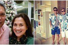 7 Potret kenangan mendiang Adiguna Sutowo, mertua Dian Sastrowardoyo