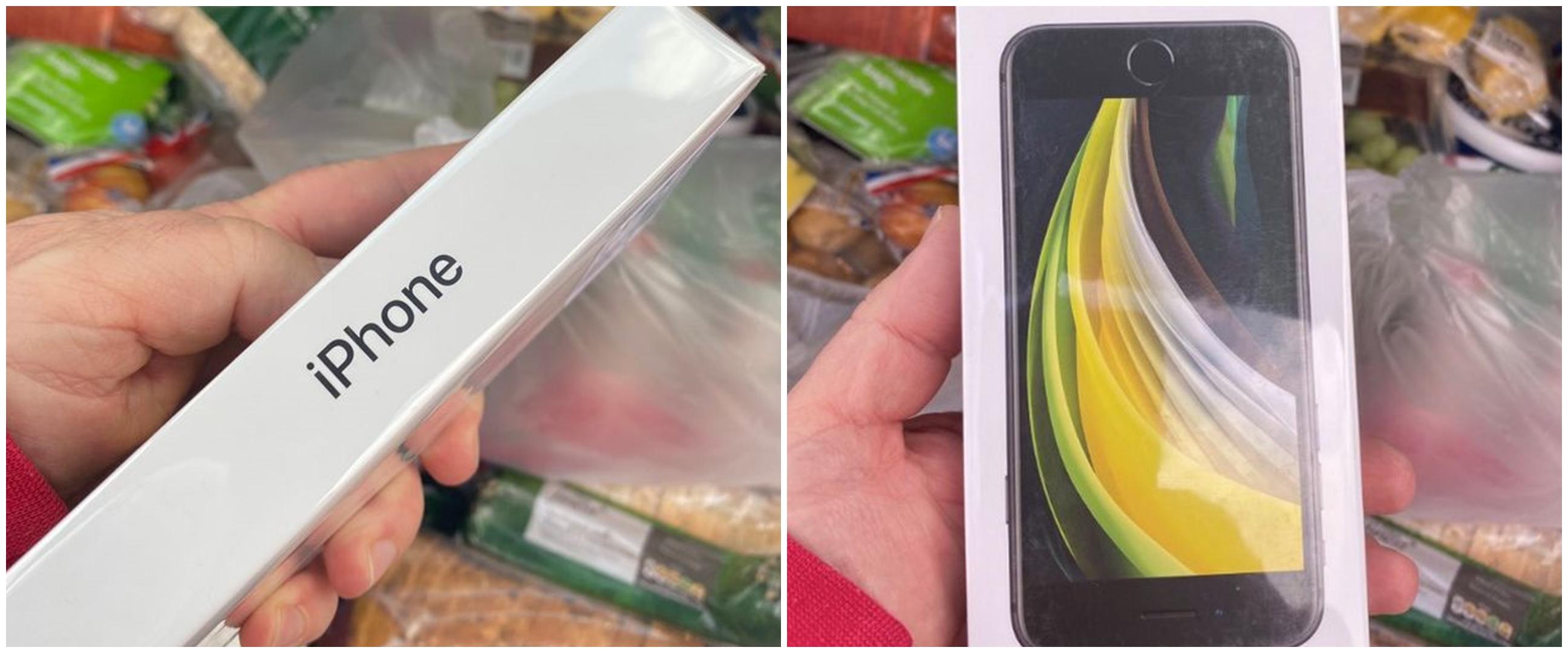 Pria ini dapat iPhone saat pesan apel via online, ceritanya bikin iri