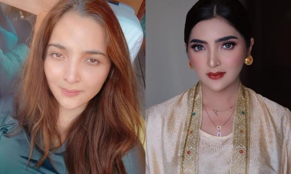 seleb prancis tanpa dan pakai makeup © Instagram