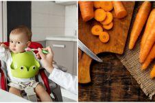 Kaya akan nutrisi, 10 bahan makanan ini baik untuk MPASI