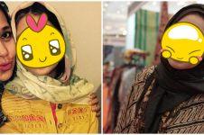 10 Pesona cantik Mariam, putri Ayu Azhari dari pernikahan kedua