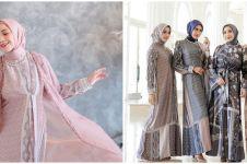 10 Potret Nagita Slavina jadi model busana muslim, cantiknya maksimal