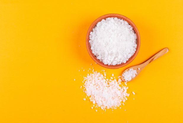 5 jenis dan perbedaan garam © berbagai sumber