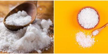 Serupa tapi tak sama, ini 5 jenis garam dan perbedaannya