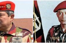 4 Mertua dan menantu ini sama-sama jadi Jenderal TNI, ada SBY