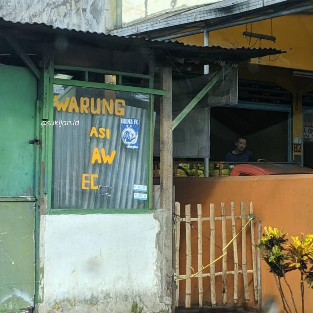 Nama lucu tempat usaha © berbagai sumber