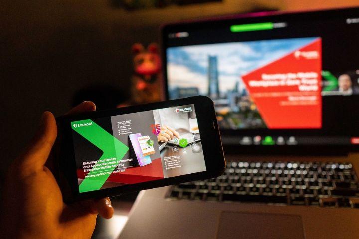 Kolaborasi Telkomsel dan Lookout hadirkan 2 solusi keamanan siber