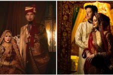 Potret 10 pasangan seleb kenakan baju India, curi perhatian