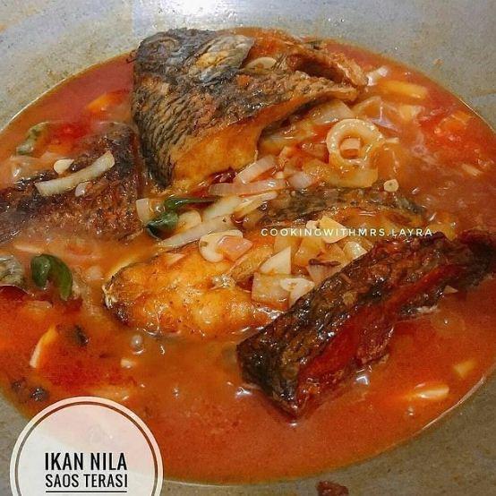 Resep buka puasa olahan ikan berkuah © berbagai sumber