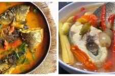 15 Resep buka puasa olahan ikan berkuah enak, nikmat dan praktis