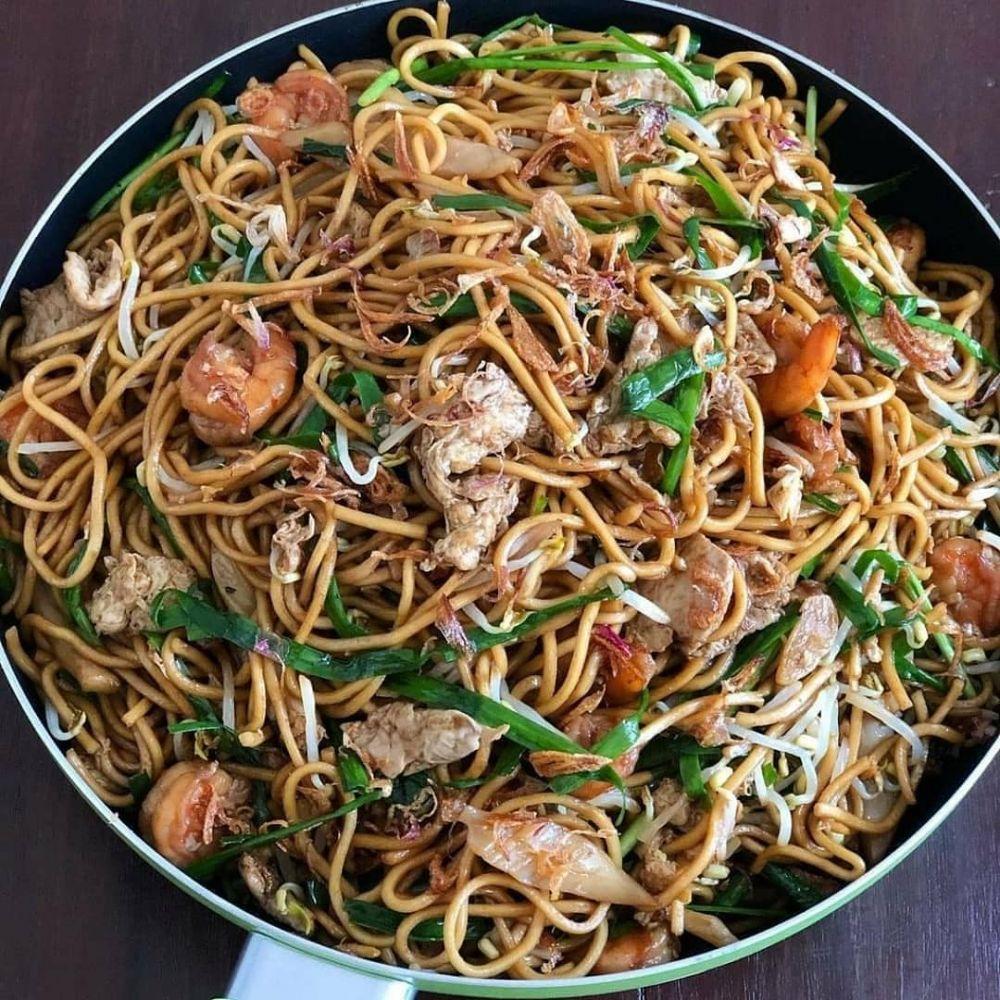 Resep kreasi mie untuk menu sahur lezat © berbagai sumber