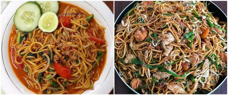 10 Resep kreasi mie untuk sahur, lezat dan praktis