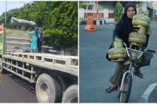 11 Kelakuan emak-emak on the road ini lucunya nggak ada lawan
