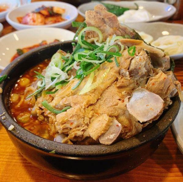 Makanan kuah khas Korea selain ramyeon © berbagai sumber