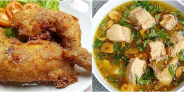 10 Resep menu sahur berbahan ayam, enak dan mudah dibuat