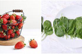 7 Makanan ini bisa membuat rambut sehat, alami dan ampuh