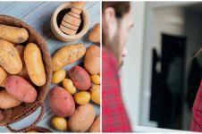 7 Manfaat ubi jalar untuk pria, membantu mengurangi stres