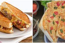 13 Resep menu sahur dari olahan roti tawar, enak dan bergizi