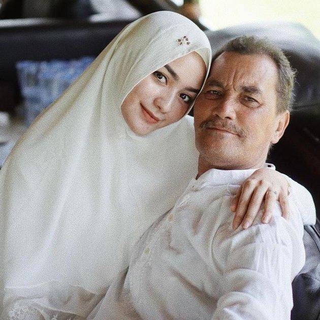 kenangan Citra Kirana dengan sang ayah © 2021 brilio.net