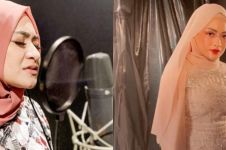 5 Potret aktivitas terkini Nathalie Holscher, sibuk rekaman lagu