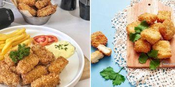 10 Resep nugget berbagai bahan buat sahur, enak dan praktis